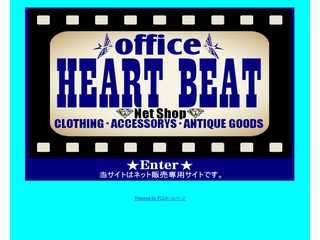 HEARTBEAT Net Shop