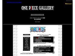 ONE PIECE GALLERY