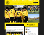 RFC RecruitFootball Club 公式ホームページ