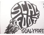 SCALY FOOT official HP