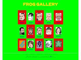 FROG GALLERY