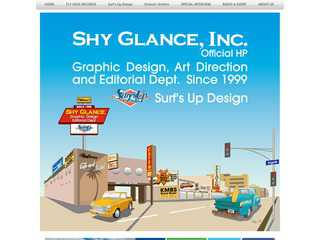 Shy Glance, Inc.